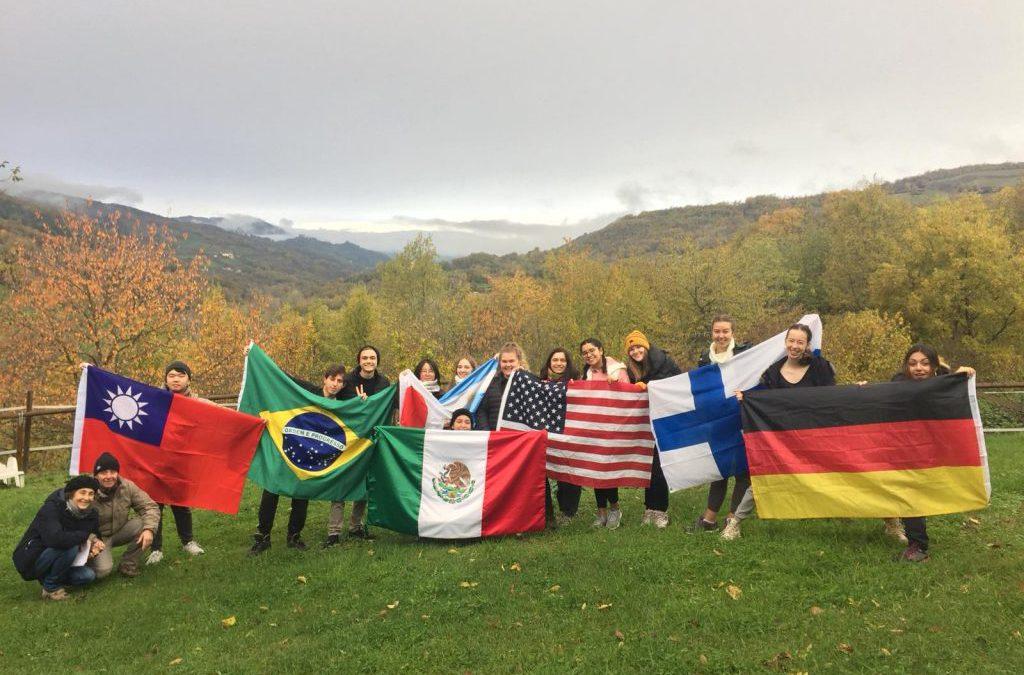 Scambio Giovani: Workshop residenziale sul team building interculturale