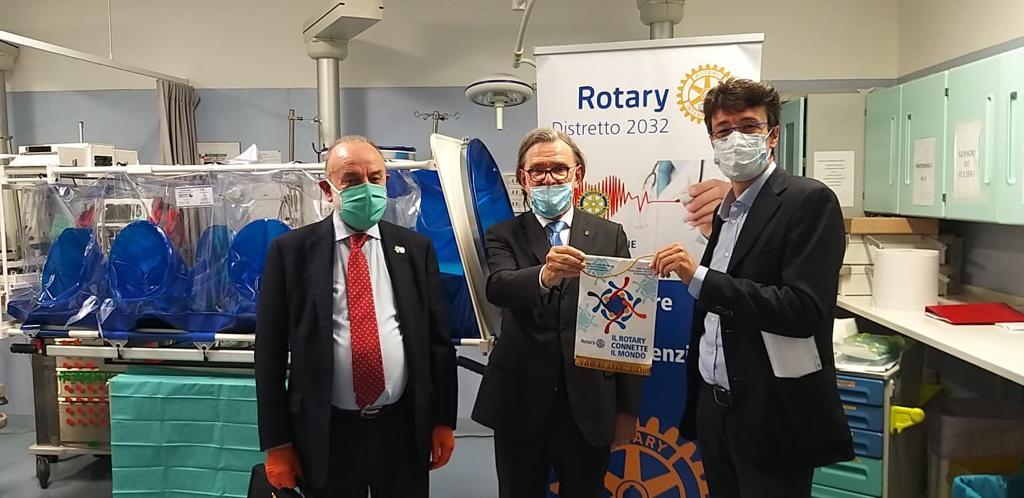 """Consegnato all'Ospedale Cardinal Massaia di Asti il """"kit"""" di attrezzature medicali avanzate"""