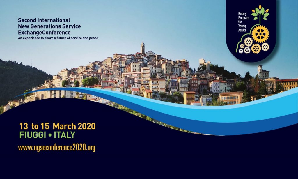 Second International New Generation Service Exchange Conference / Fiuggi, 13-15 Marzo 2020