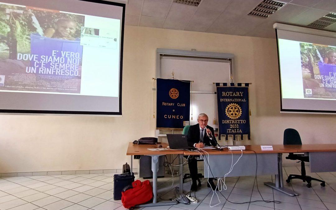 Il Rotary al servizio dei giovani e della collettività