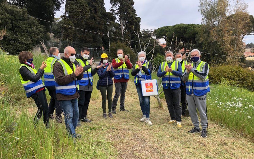 Il Rotary Club Imperia e la Giornata dei Rotary Italiani per l'ambiente