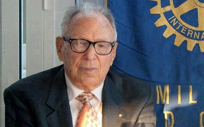 Ci ha lasciato il Past Presidente Internazionale Carlo Ravizza